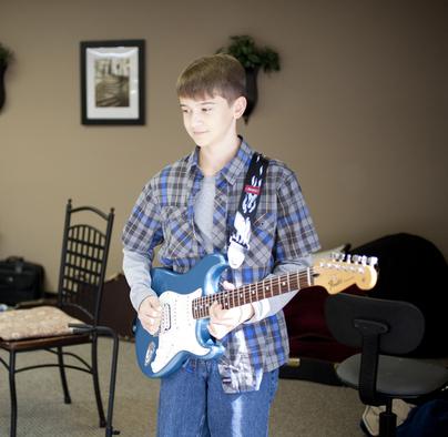 guitar lessons hendersonville nc