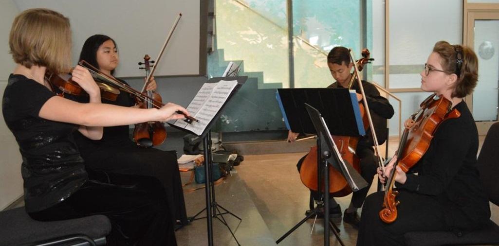 String Quartet - Music Academy of WNC