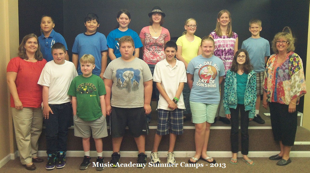 Music Academy of WNC, Summer Strings Camp