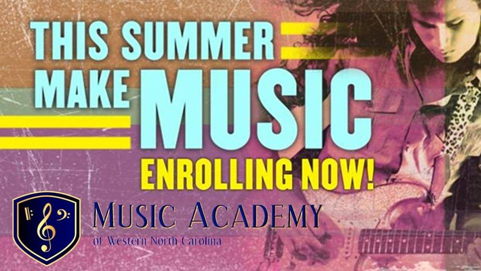 Music Academy of WNC, music lessons, guitar lessons, bass lessons, drum lessons, piano lessons, voice lessons, violin lessons, viola lessons, cello lessons, trumpet lessons, flute lessons, oboe lessons, saxophone lessons, brass, woodwinds, Hendersonville, North Carolina, NC