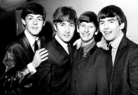 The Beatles, whose enduring appeal was confirmed Saturday October 15, 2005, when they were named the most important entertainers of the past 100 years. John, Paul, George and Ringo beat the challenge of stars ranging from Elvis to Lassie to be crowned Icons of the Century by entertainment bible Variety. Library filer dated 01/06/1963 See PA Story SHOWBIZ Icons. PRESS ASSOCIATION Photo. Photo credit should read: PA