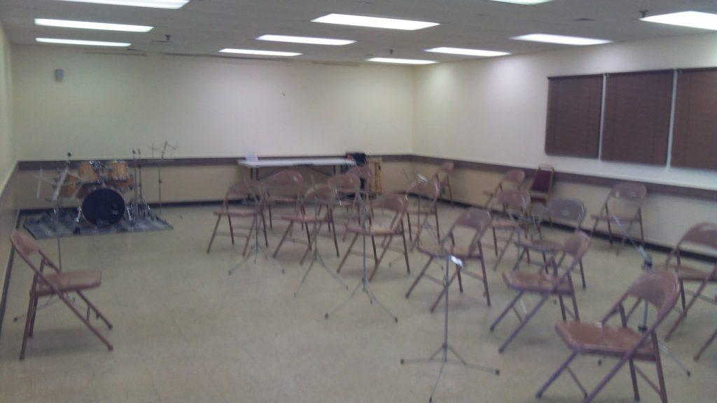 Class & Rehearsal Room