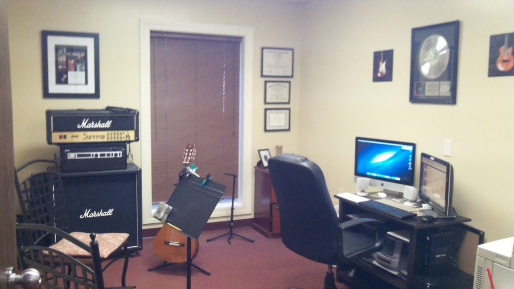 Guitar Teaching Studio