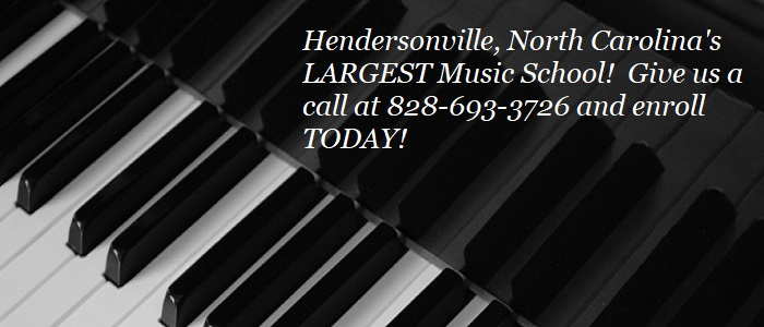 Music Lessons in Hendersonville, NC